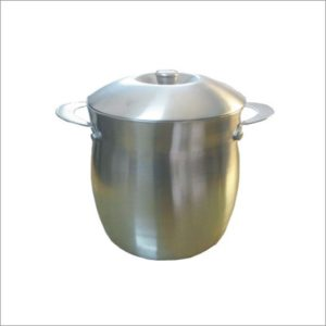 Double Walled Belly Shape Ice Bucket