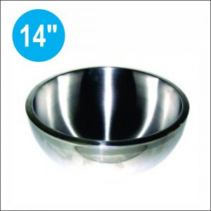 Double Wall Salad Bowl 14″