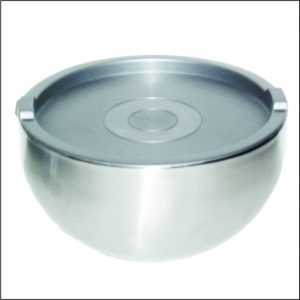 D. Wall Thermo Bowl W/Lid 18cm / 2.5QT