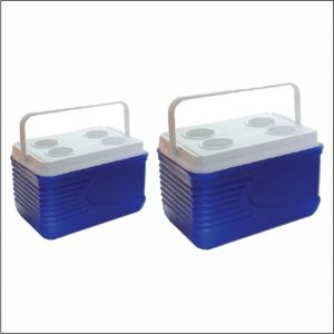 2pc Combo Eco Chiller /Ice Box set 14 ltr