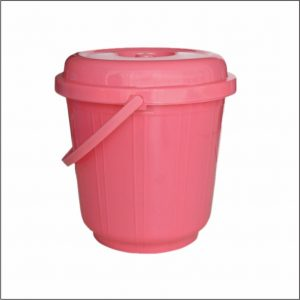 Sper Dlx Bucket with Lid 25 Ltr