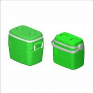2pc CAMPMATE New Ice Box  Combo set   Asst Color