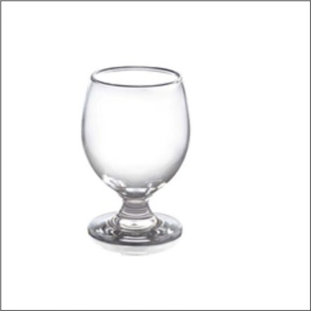 Bingo  Goblet Water Glass , 350 ml