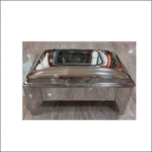 Stainless Steel Rectangle Chafing dish